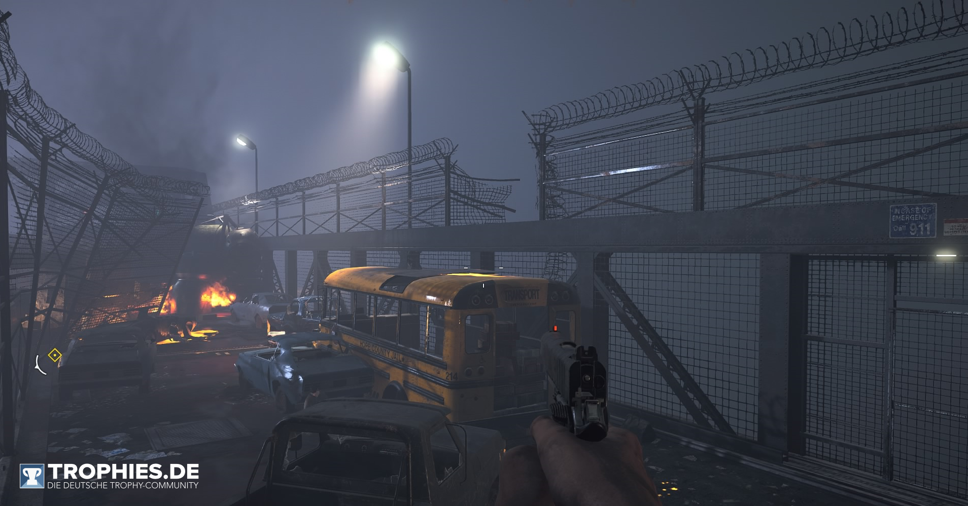 Far Cry 5 Wolfsköder Karte.Trophäen Leitfaden Far Cry 5 Far Cry 5 Trophies De Ps4 Ps3