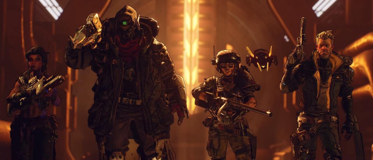 Borderlands 3 offiziell angekündigt