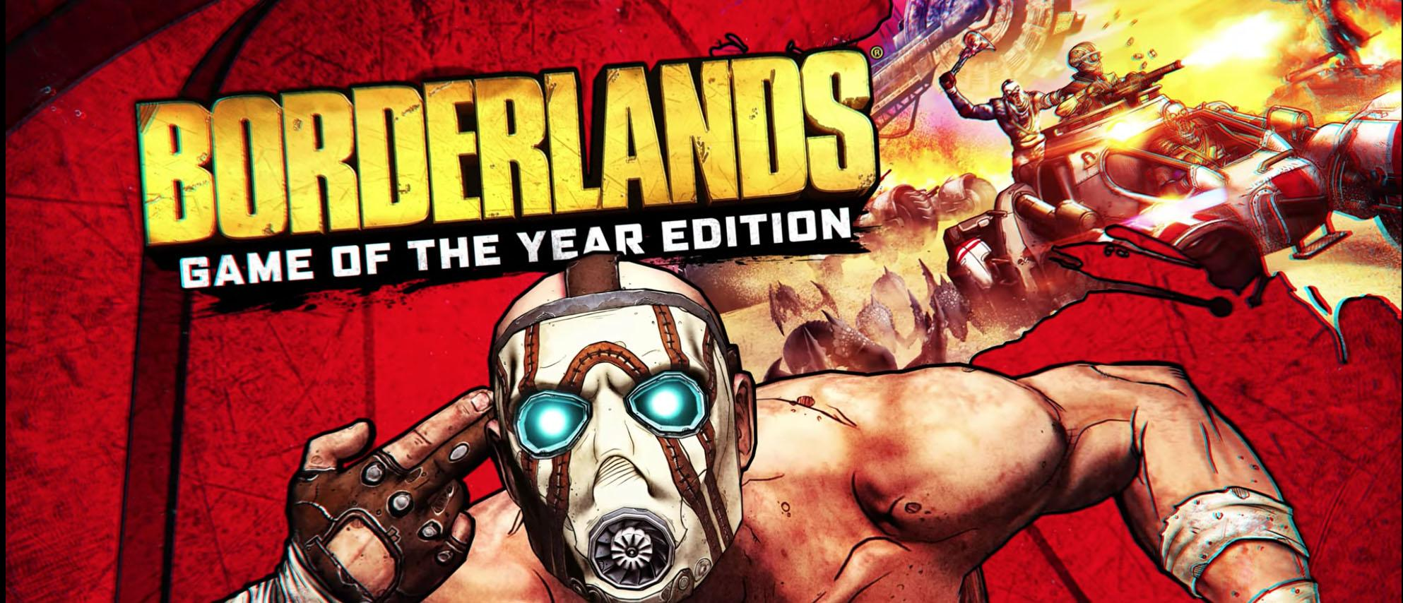 [PS4] Borderlands Game of the Year Edition