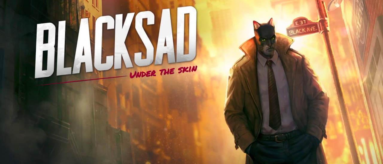 Blacksad: Under the Skin- Der kleine Bruder von The Wolf Among Us