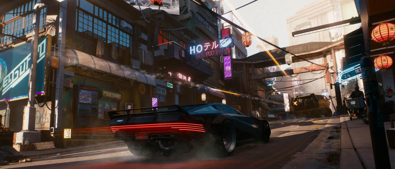 In Cyberpunk 2077 können Missionen nicht scheitern