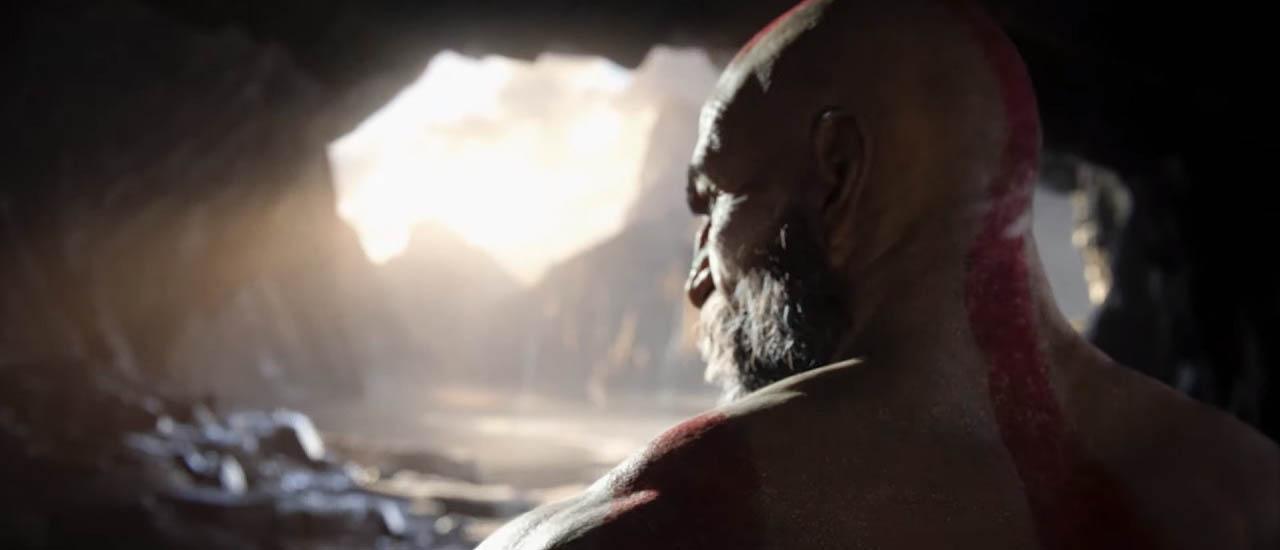 Raising Kratos - Dokumentation zur Entstehung vonGod of War angekündigt