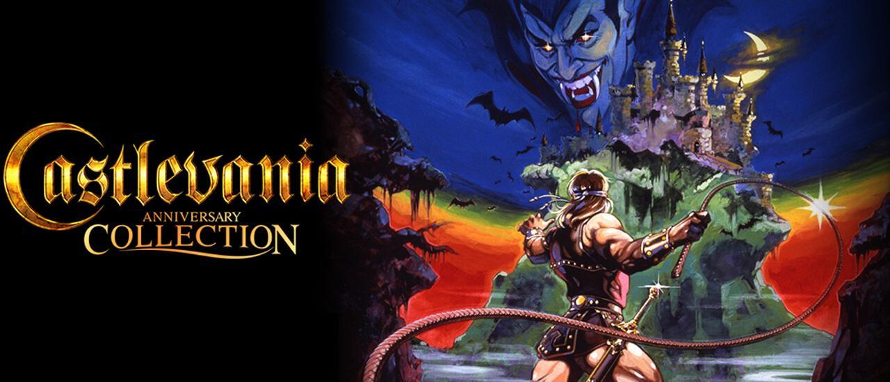 Die Castlevania Anniversary Collection erscheint am 16. Mai