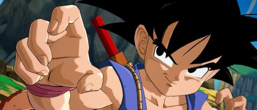 Dragon Ball FighterZ - Son-Goku (GT) erscheint am 9. Mai