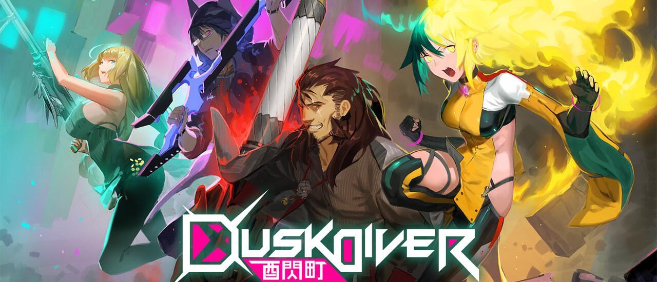 Dusk Diver erscheint im Herbst weltweit für die PlayStation 4