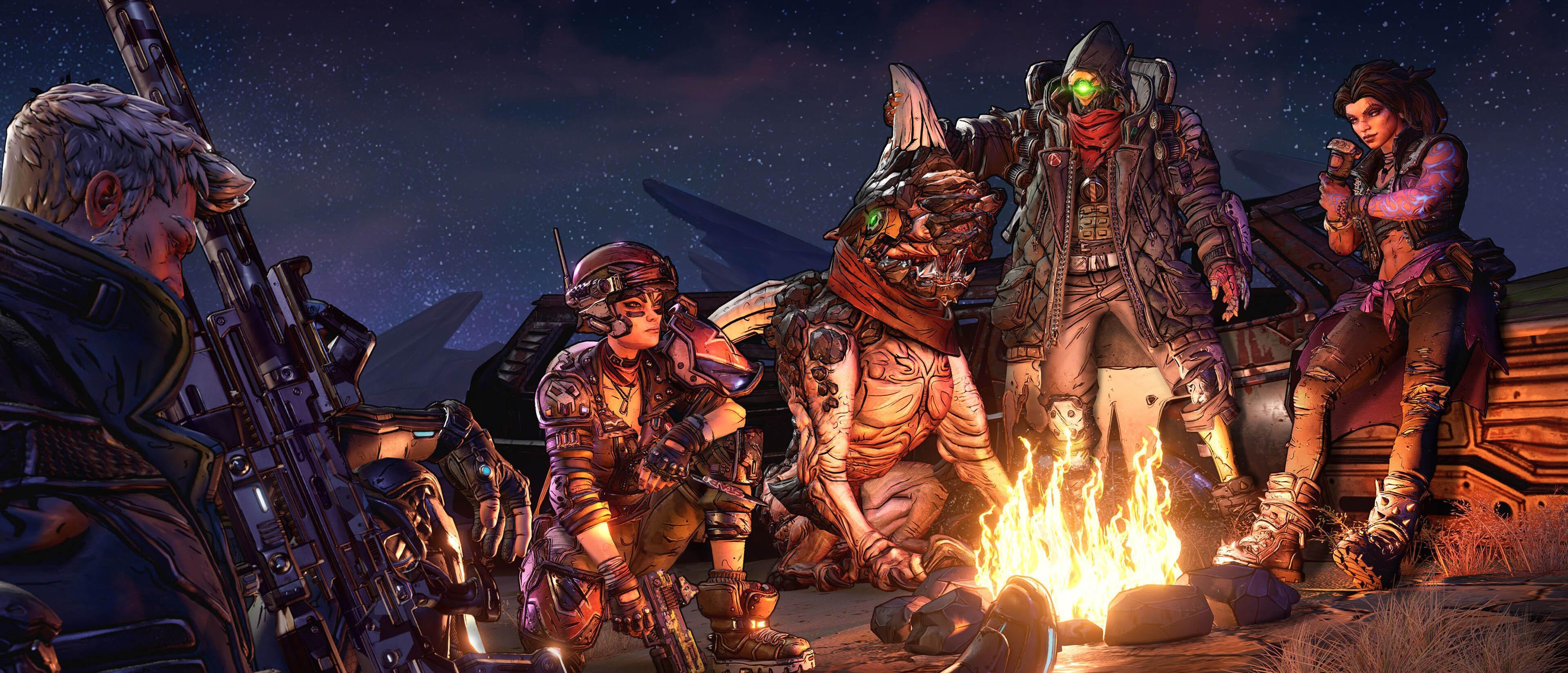 Macht euch doch selbst eure Meinung mit dreistündigem Gameplay von Borderlands 3