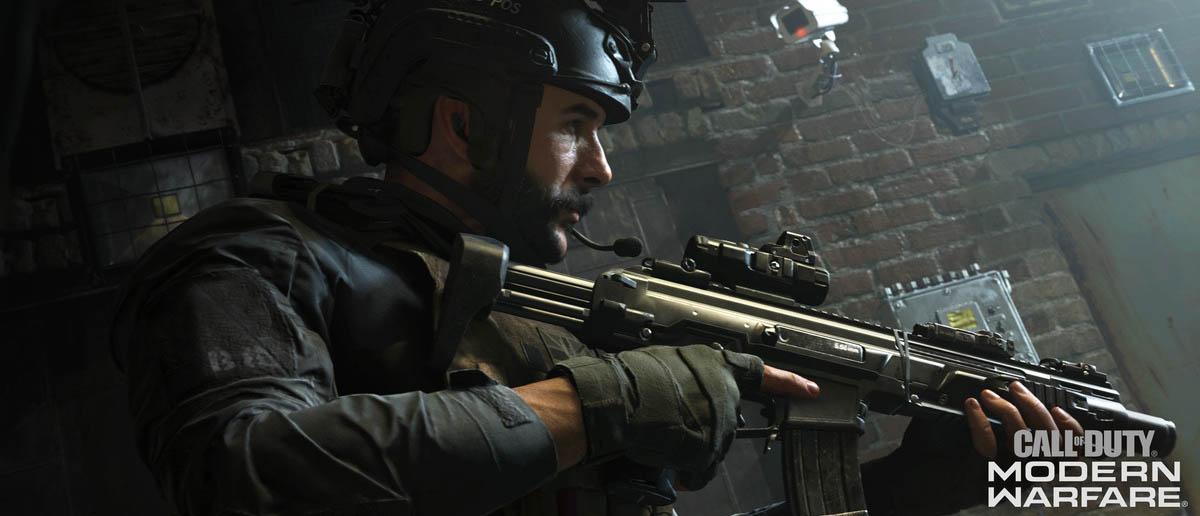 Call of Duty: Modern Warfare offiziell enthüllt