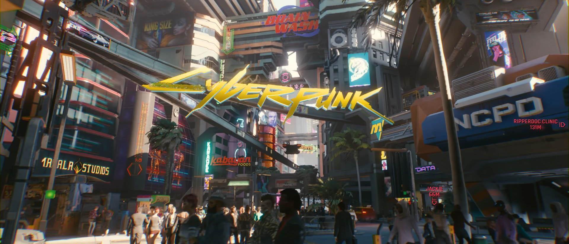 Was Cyberpunk 2077 von der Konkurrenzabheben wird