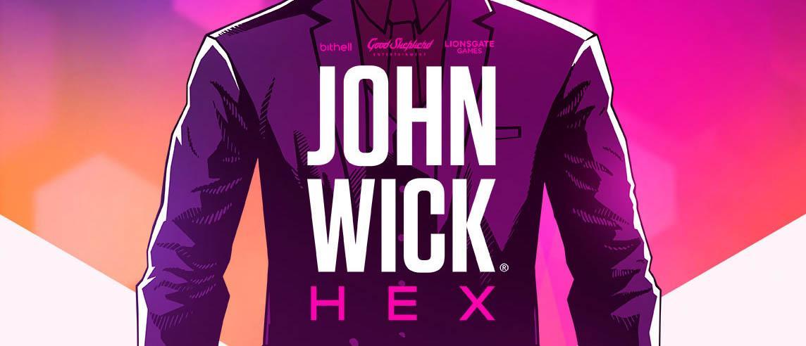 Schlüpft in die Rolle des gefürchteten Auftragskillers in John Wick: Hex