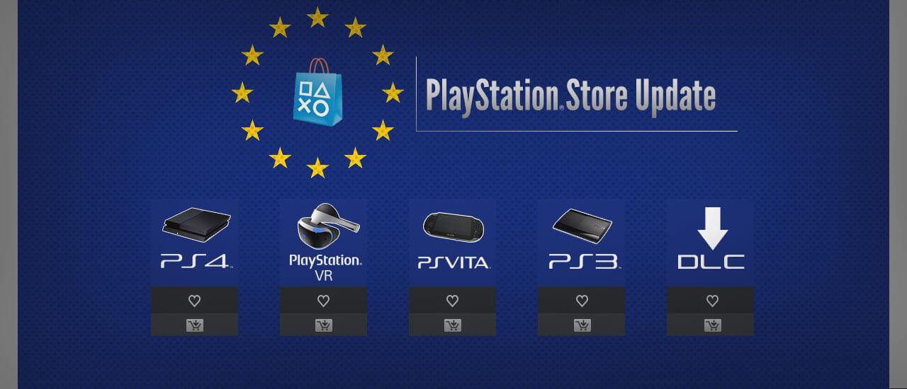 EU: PlayStation Store Update 8. Mai 2019 – Diese Woche neu im Store