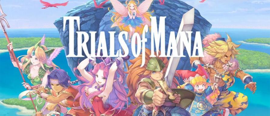 Trials of Mana - 3D-Remake von Seiken Densetsu 3 angekündigt