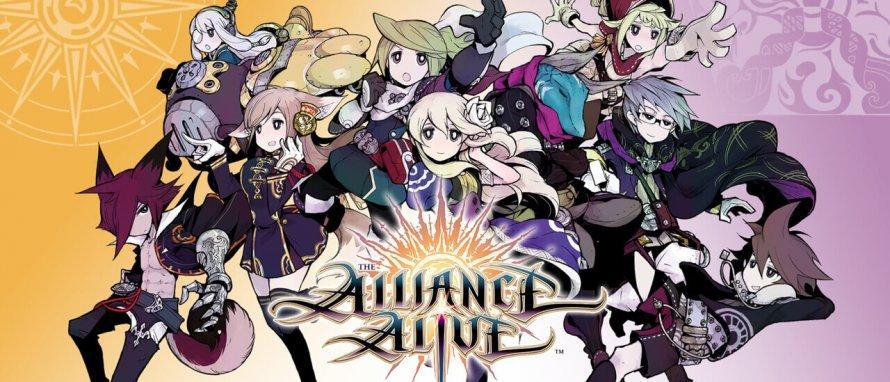 The Alliance Alive HD Remastered erscheint am 11. Oktober in Europa