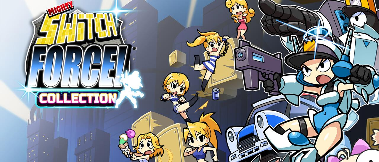 Mighty Switch Force! Collection angekündigt