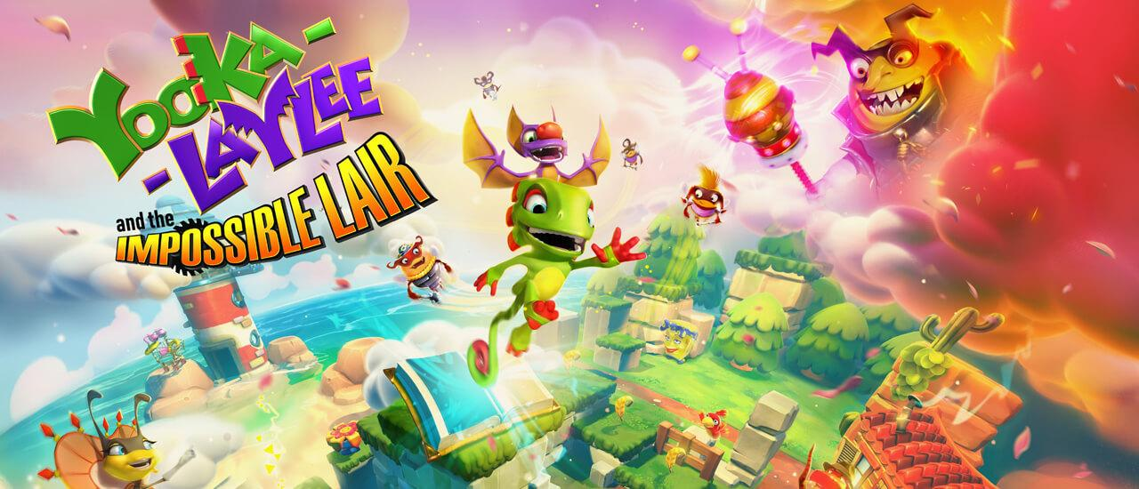 Playtonic Games enthüllt Yooka-Laylee and the Impossible Lair