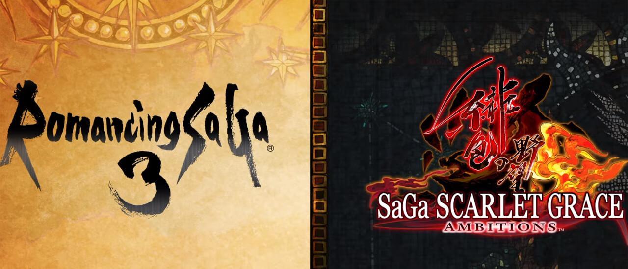 Romancing SaGa 3 und SaGa: Scarlet Grace Ambitions kommen in den Westen