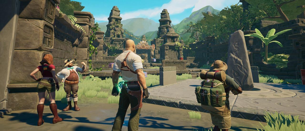 Bandai Namco kündigt Jumanji: Das Videospiel an