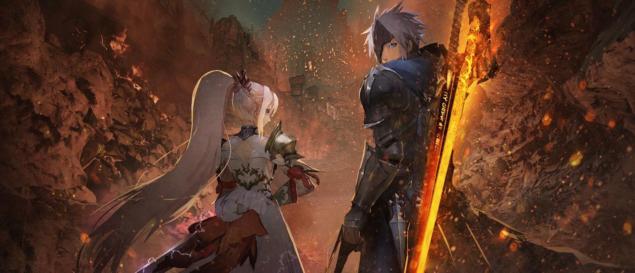 Tales of Arise - Längerer Ankündigungstrailer erschienen; Alphan und Shionne vorgestellt