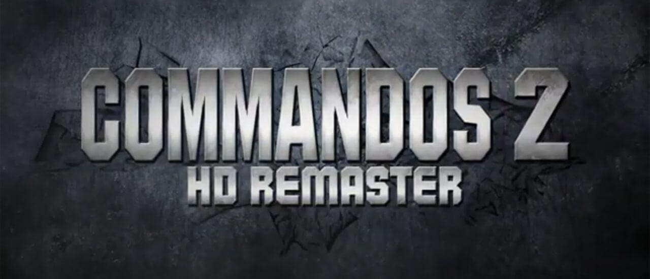 Commandos 2 HD Remaster - Remaster des Echtzeitstrategie-Klassikers angekündigt