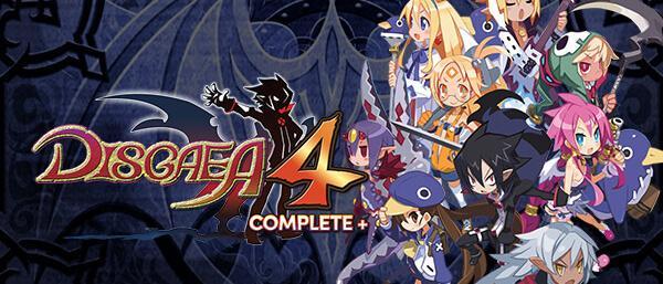 Disgaea 4 Complete+ Angekündigt