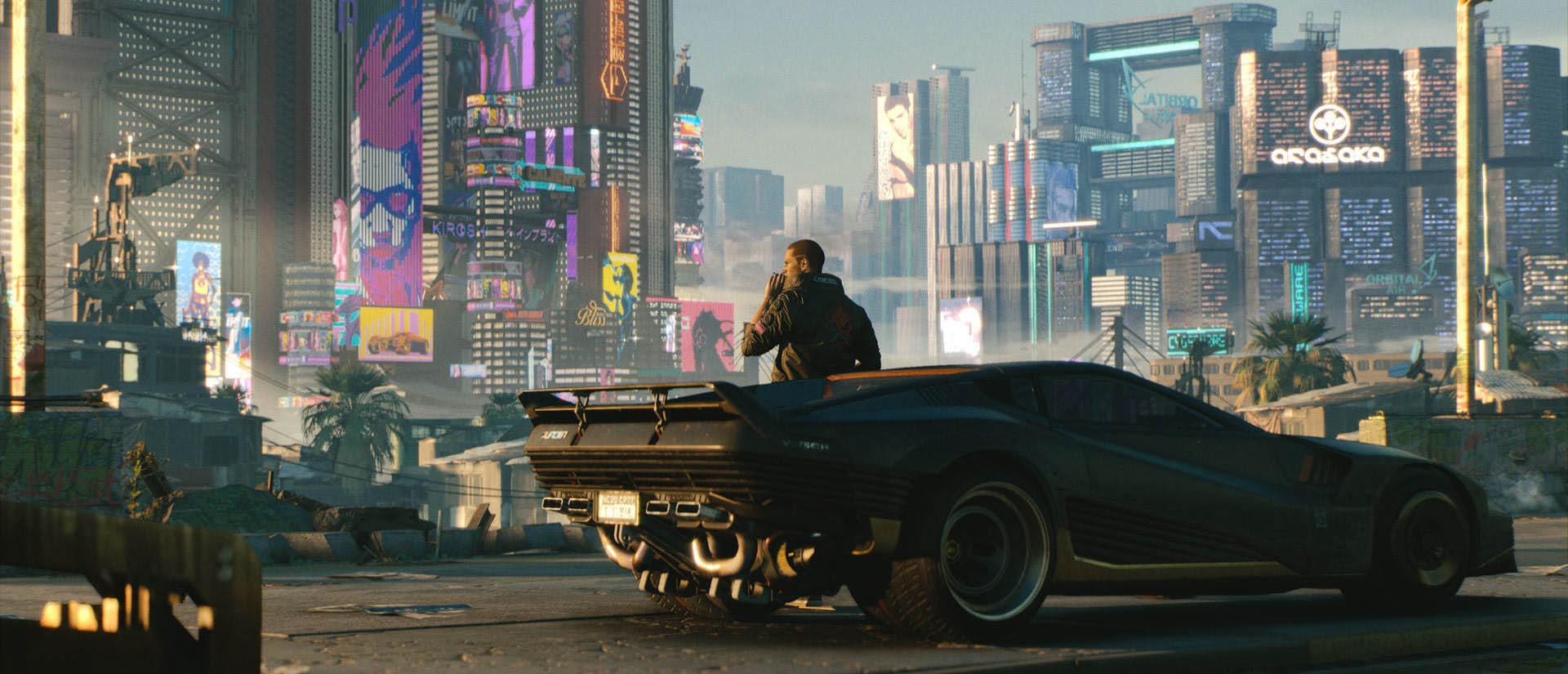 Cyberpunk 2077 - Neuer Trailer und Release enthüllt
