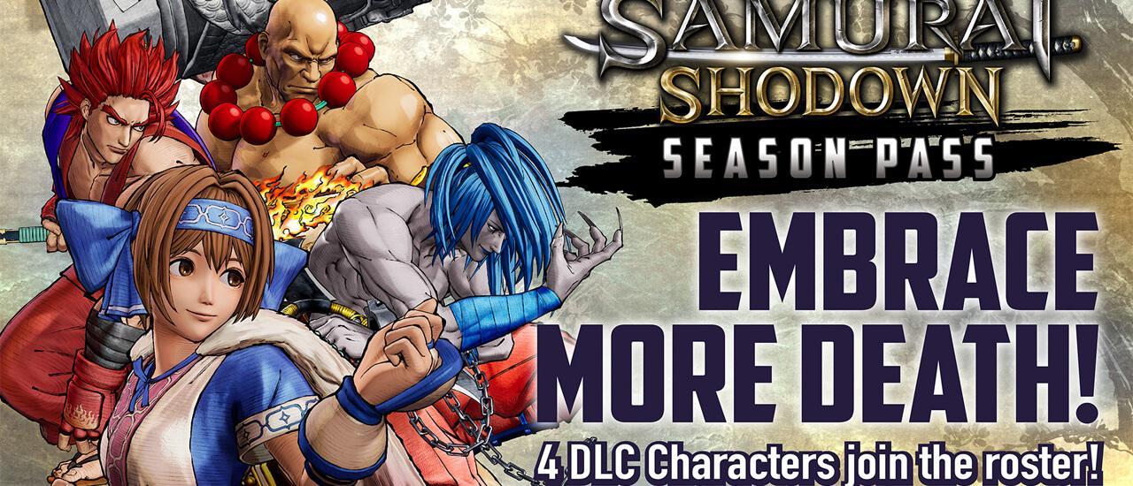 Samurai Shodown - Gesamter Inhalt des Season Pass enthüllt