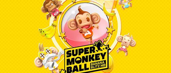 Super Monkey Ball: Banana Blitz HD angekündigt