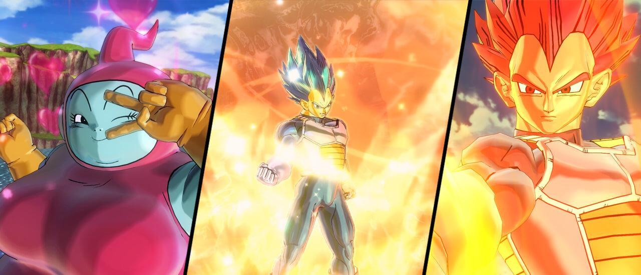 Dragon Ball Xenoverse 2 - Ultra Pack 1 jetzt verfügbar
