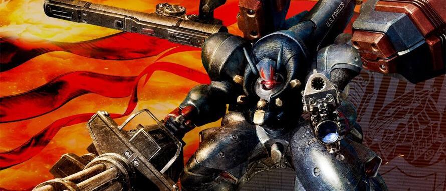 Metal Wolf Chaos XD erscheint weltweit am 6. August