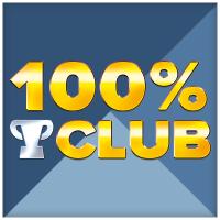 Trophies.de 100% Club